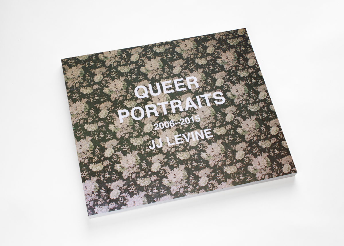 Queer Portraits Cover